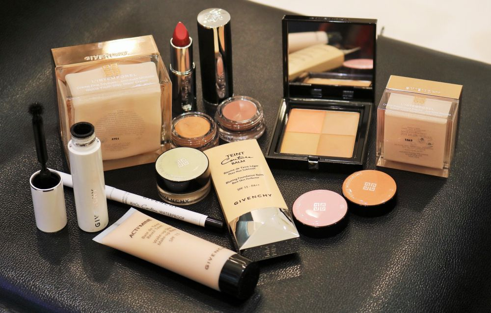 L'essentiel du maquillage d'été