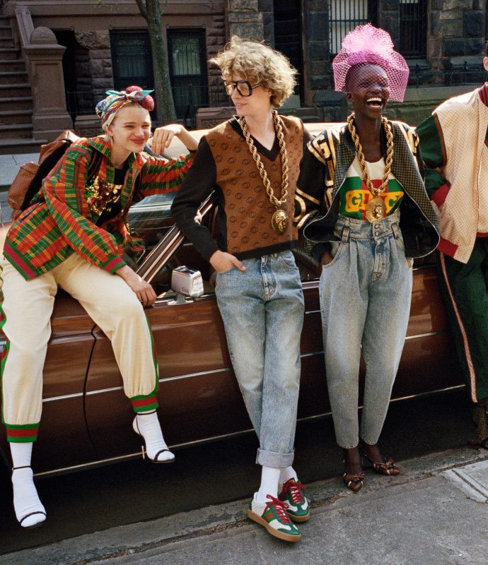 Dapper Dan x Gucci Collection est enfin disponible pour magasiner