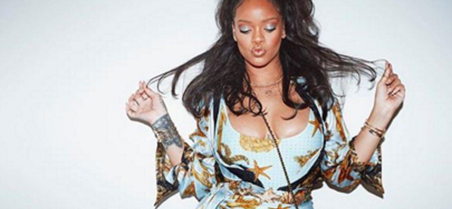 Voici un aperçu de la collection inspirée des années 90 de la styliste de Rihanna